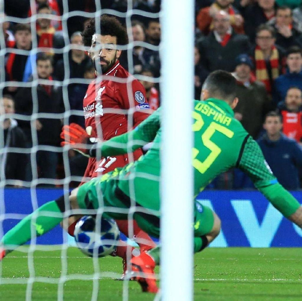 Napoli: Gol Liverpool Seharusnya Bisa Dihindari