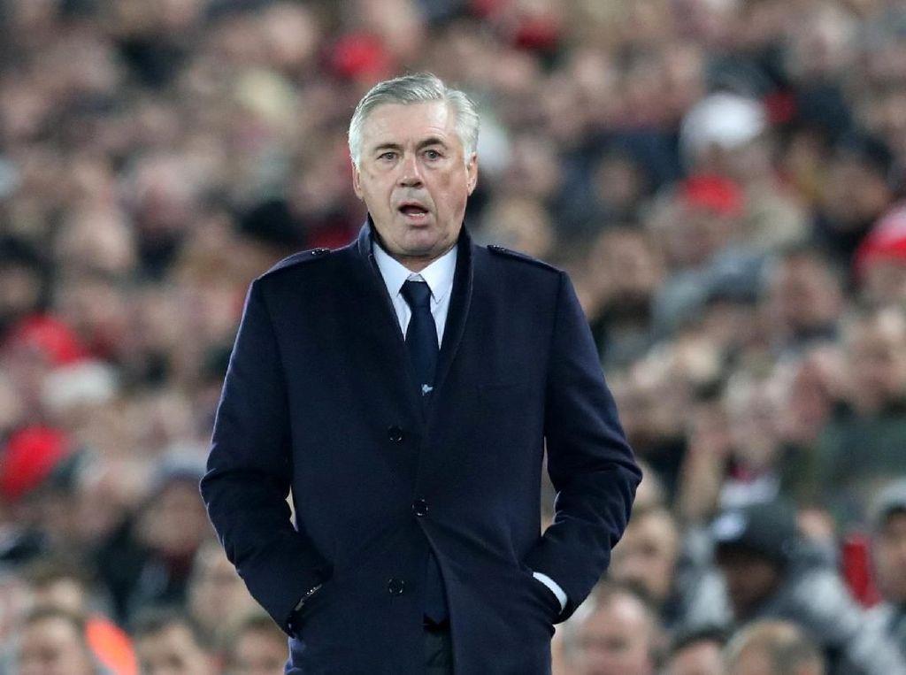 Tolak Juventus, Ancelotti Kerasan di Napoli