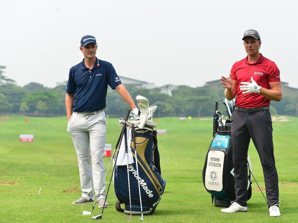 Pegolf Top Dunia Ramaikan Indonesian Masters 2018