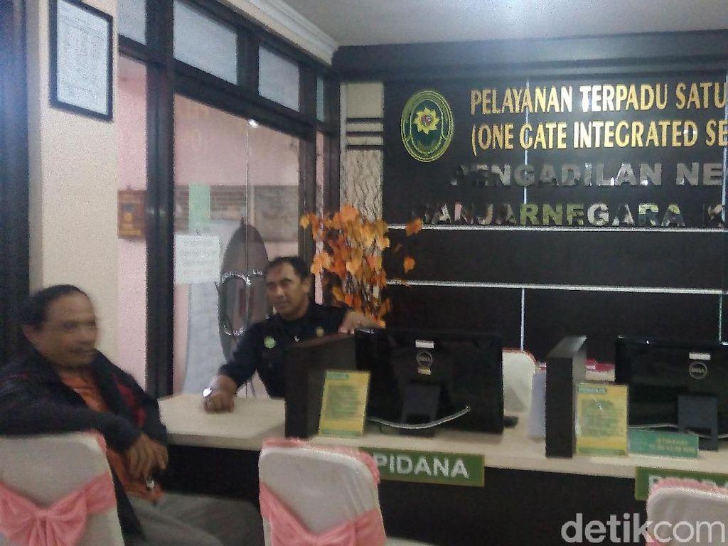 Ketua Demokrat Banjarnegara Jadi Terdakwa Pelanggaran Pemilu