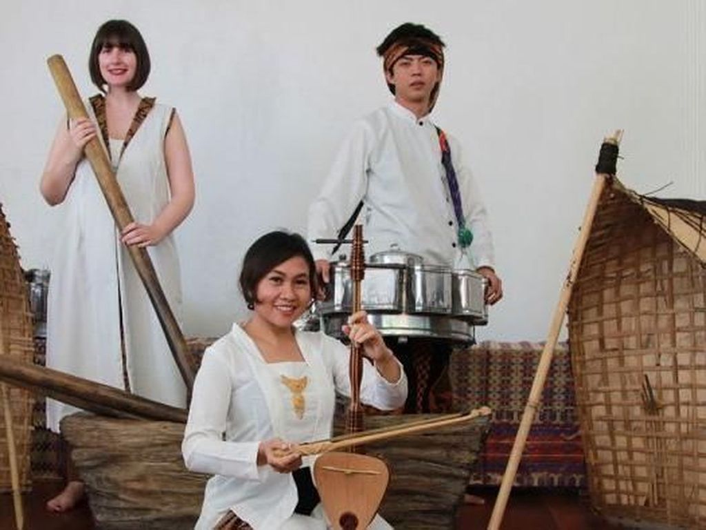 Musisi Melbourne Gelar Konser Instrumen Musik Langka dari Indonesia