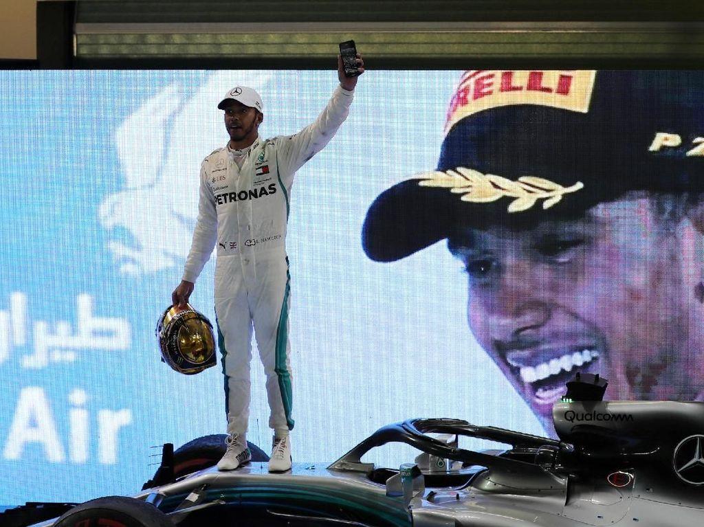 10 Statistik Menarik F1 2018