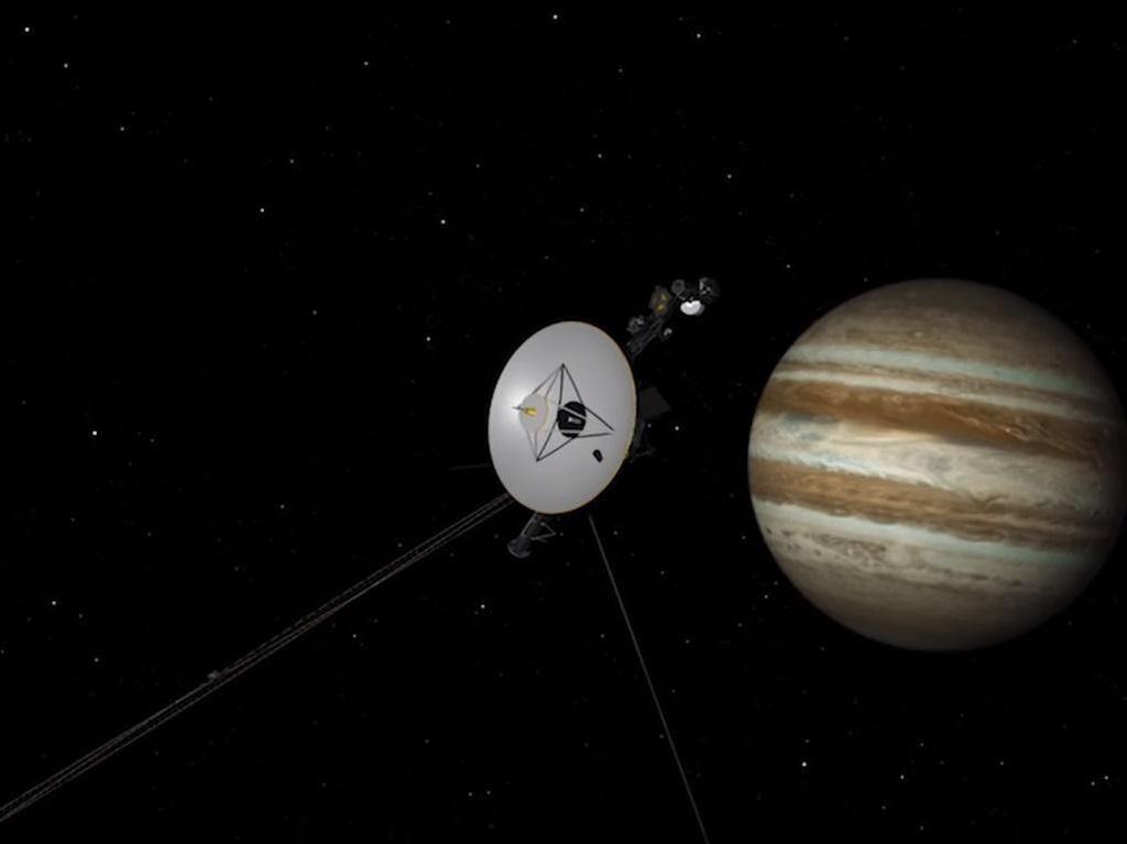 Voyager 2, Pengabdi Terlama NASA yang Menembus Tata Surya