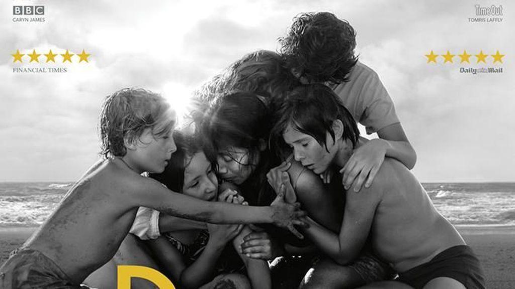 Meme Lucu Warnai Kemenangan Roma di Oscar 2019