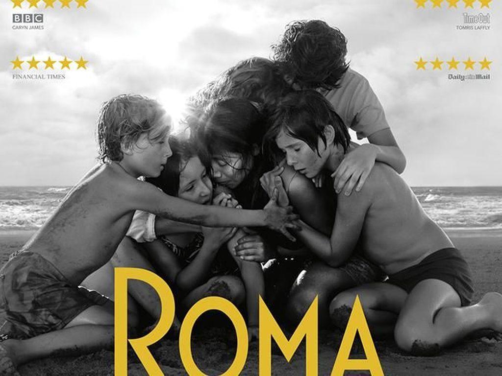 Roma Mendominasi, Ini Daftar Lengkap Nominasi Oscar 2019