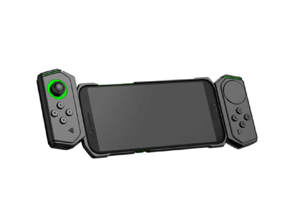 Ini Xiaomi Black Shark atau Nintendo Switch?
