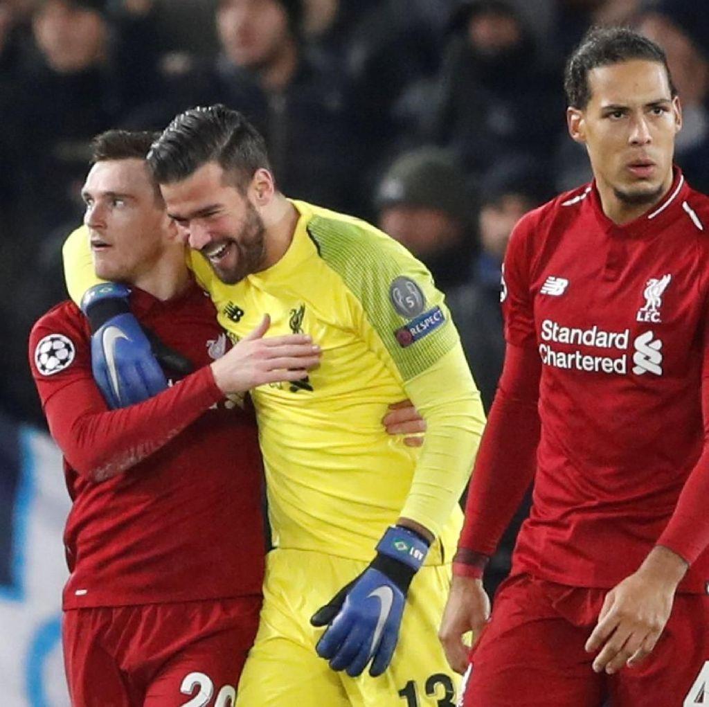 Mourinho: Liverpool Pede dan Beruntung