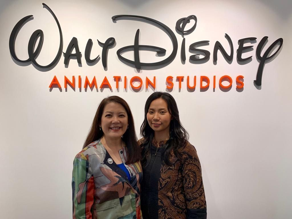 Film Karya Sutradara Indonesia Livi Zheng Tayang di Walt Disney