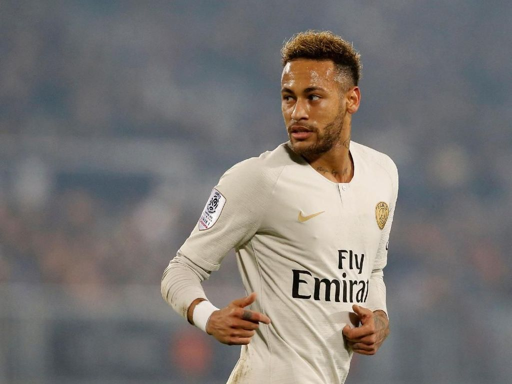 Naikkan Tawaran untuk Neymar, Barcelona Sodorkan Rp 1,5 T dan 6 Pemain