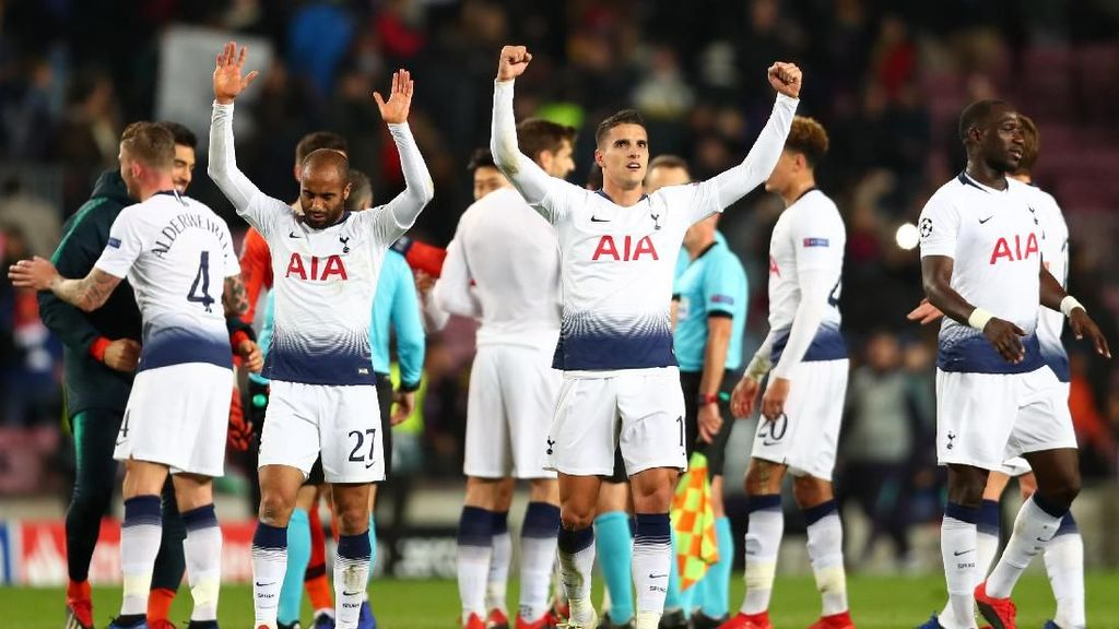 Mission Accomplished untuk Tottenham