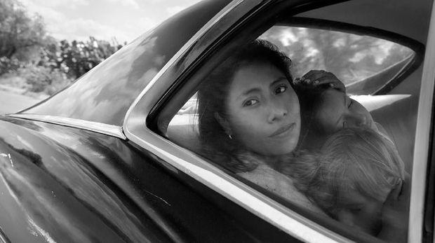 Film 'Roma' banyak dijagokan menang Best Picture Oscar 2019.