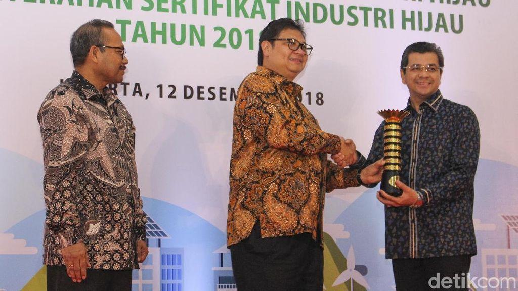 Semen Indonesia Raih Penghargaan Industri Hijau