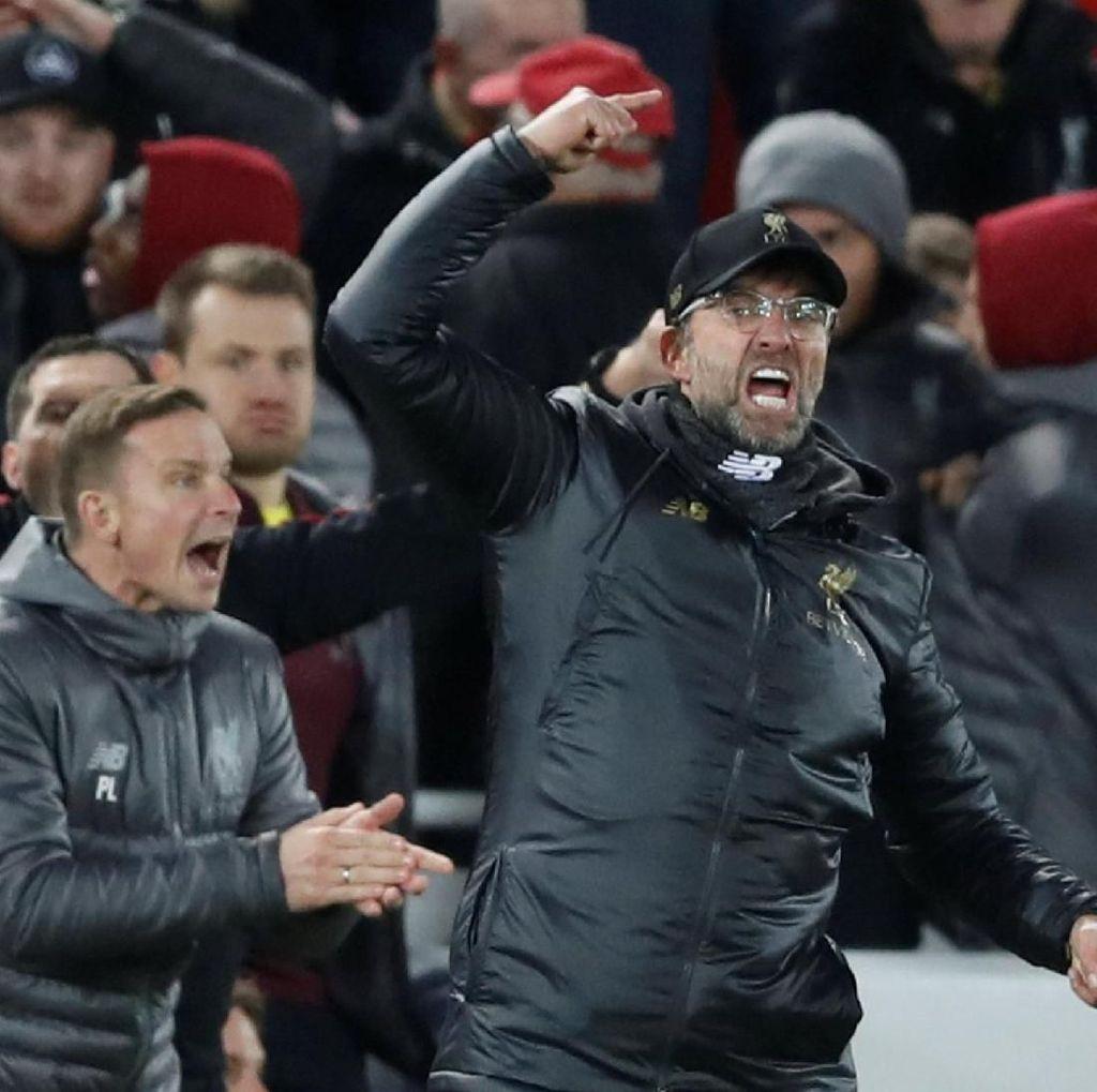 Klopp: Liverpool Lolos? Wow