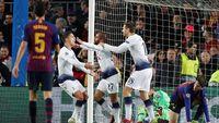 Hasil Barcelona vs Tottenham: Imbang di Camp Nou, Spurs ke Babak 16 Besar