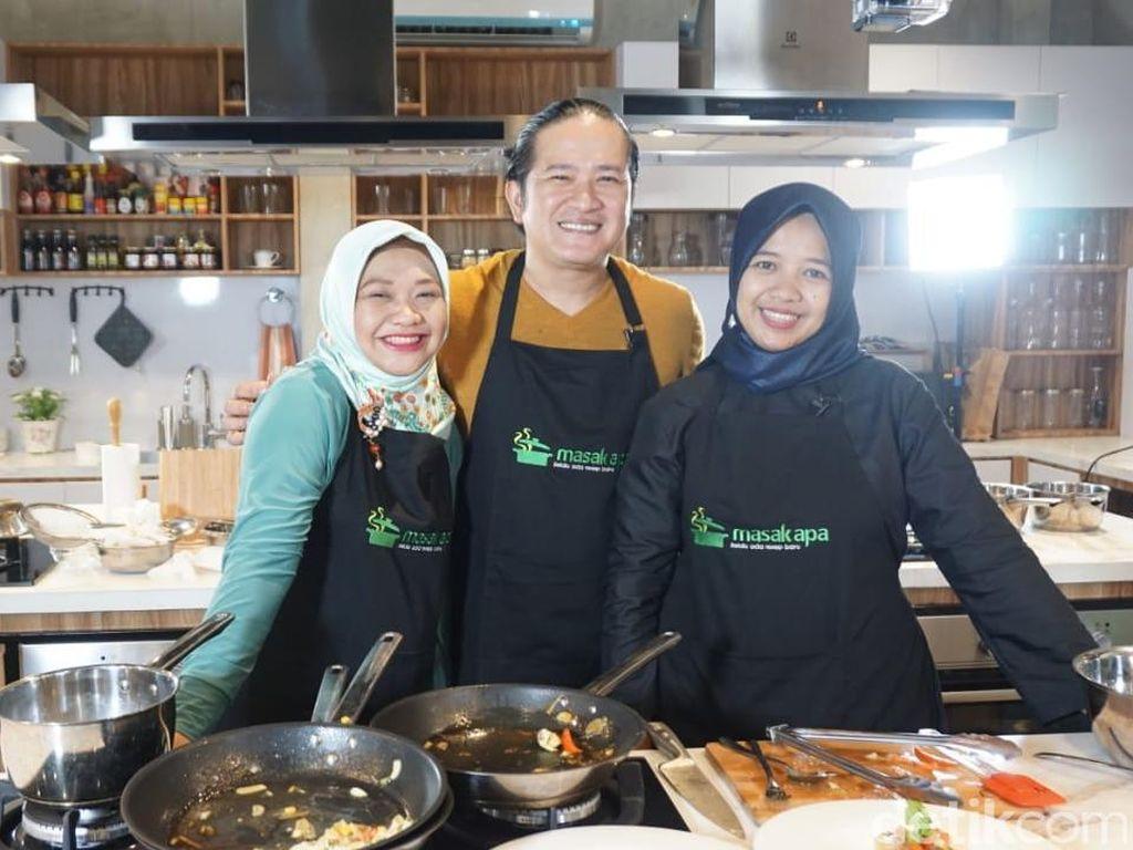 Meski Berantakan, Cabbage Roll Bikin Seru Back to Back Challenge