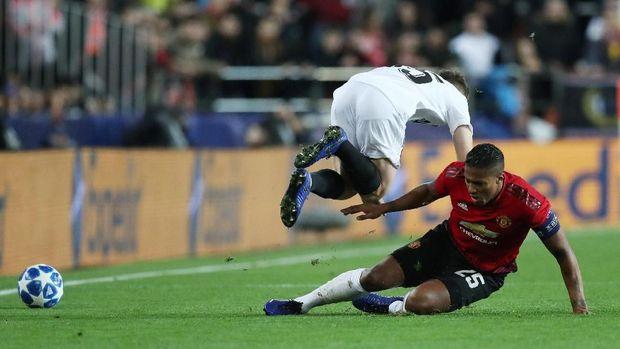 Valencia tetap bermain ngotot meski sudah tersingkir dari Liga Champions.