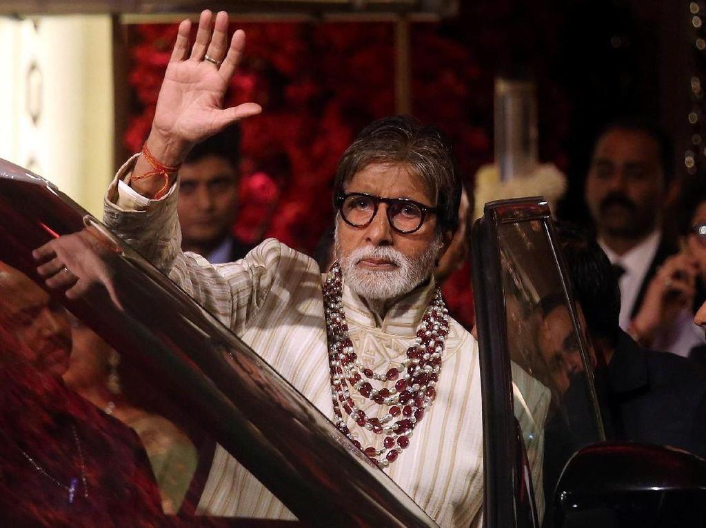 5 Artis Selain Amitabh Bachchan yang Juga Umumkan Terinfeksi Virus Corona