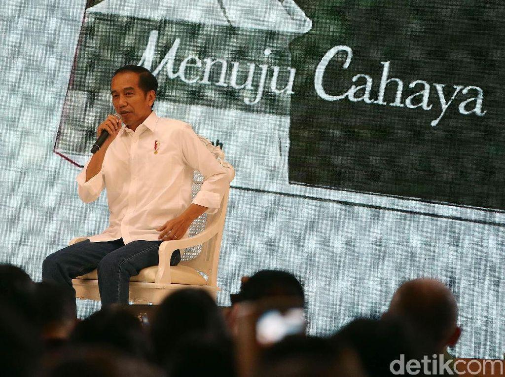 Jokowi: Masa Bilang Presiden Plonga-plongo, Bukan Etika Indonesia