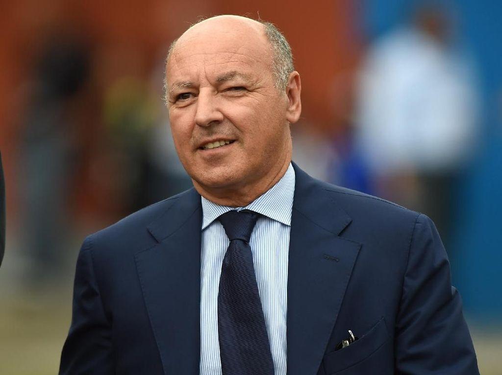 Dulu Juventus, Beppe Marotta Kini Inter Milan