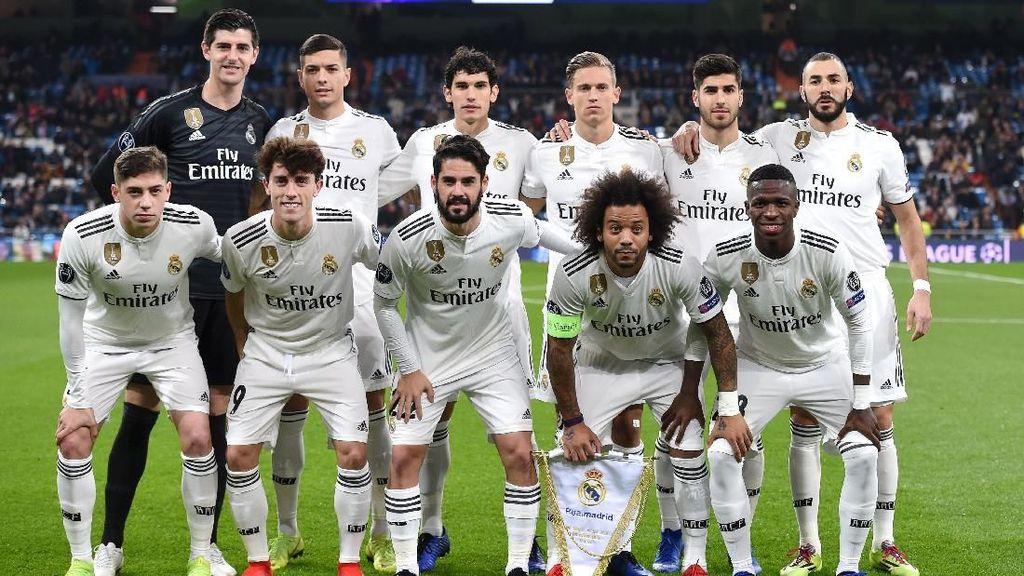 Piala Dunia Antarklub Bikin Aturan Baru, Real Madrid Kena Dampaknya?