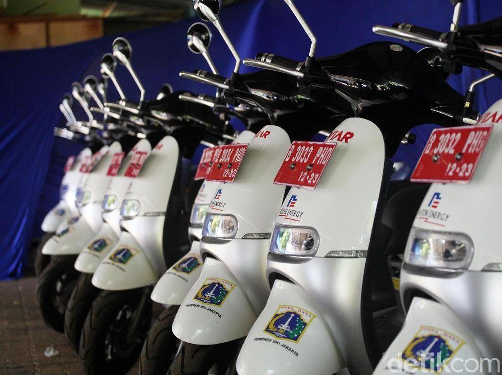 BUMN Banyak yang Lirik Motor Listrik Made In Indonesia Ini