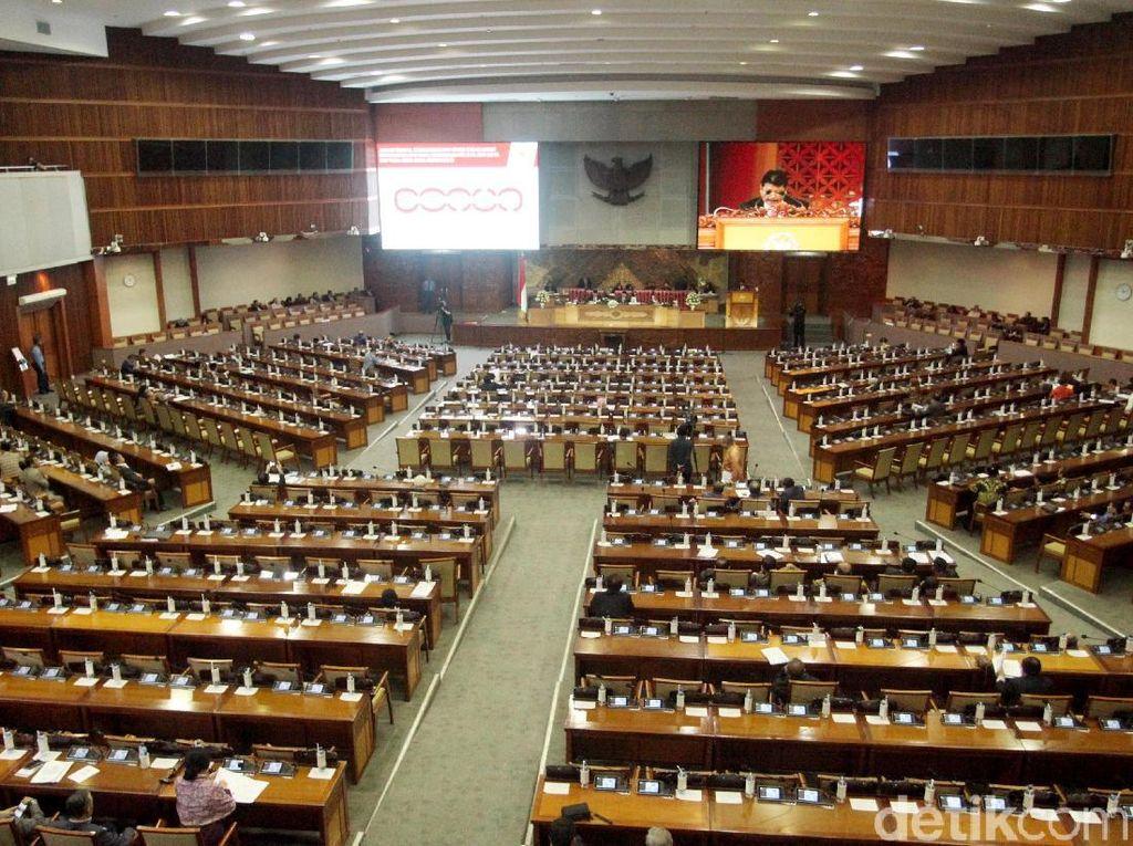 Tutup Masa Sidang DPR, Bamsoet: Jangan Kampanye Berbau Fitnah