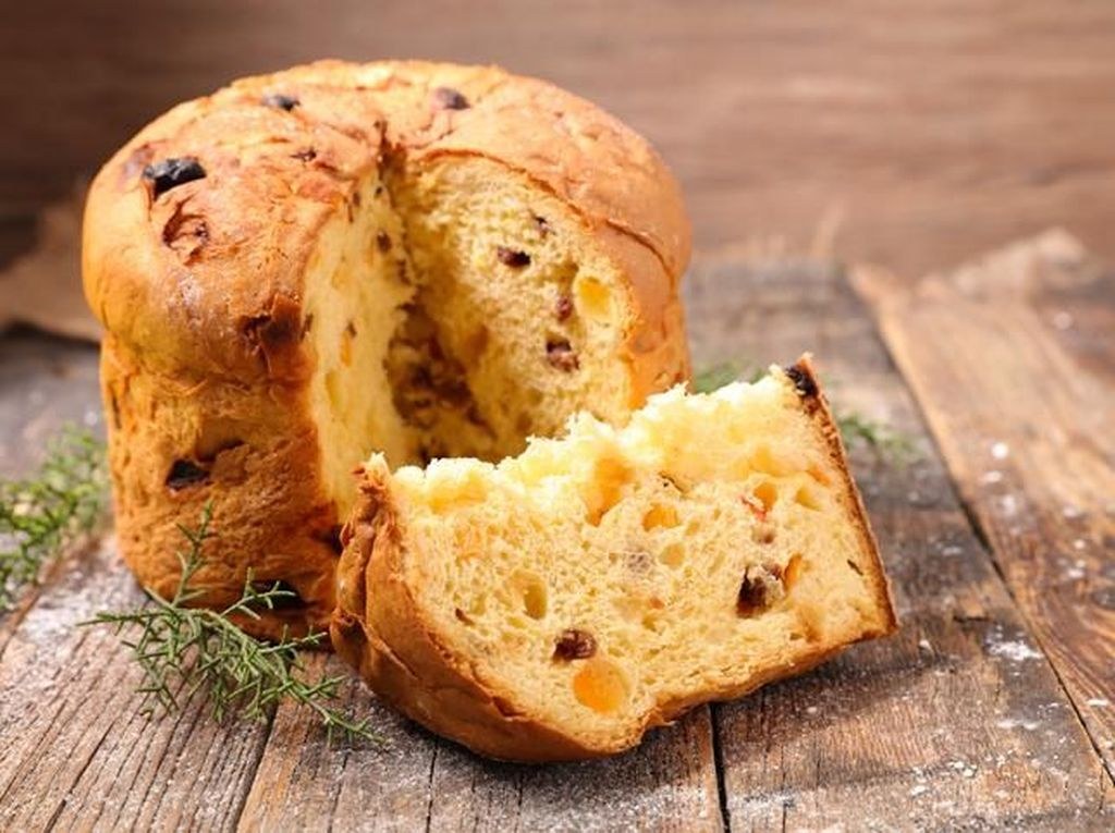 Panettone hingga Oliebollen, Kreasi Roti dan Pastry Enak untuk Natal