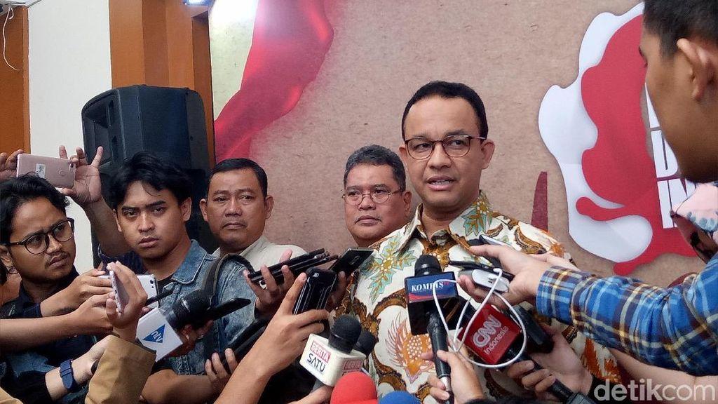 DKI Juara Indeks Demokrasi, Anies: Jadi Modal ke Depan