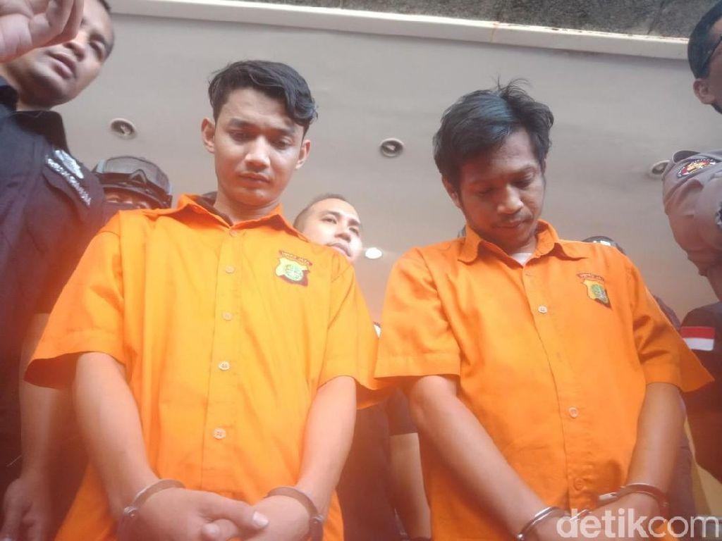 Ini Tampang 2 Pengeroyok Anggota TNI di Ciracas