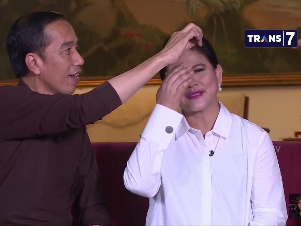 32 Tahun Menikah, Apakah Iriana Terlibat Urusan Politik Jokowi?
