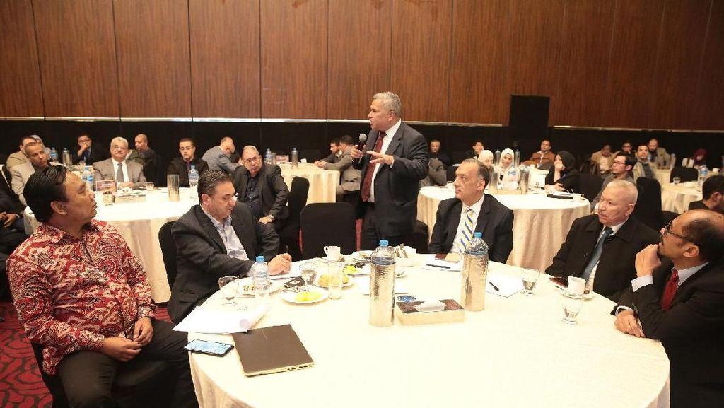 Forum Bisnis RI di Kairo Raih Potensi Transaksi Rp 1,48 T