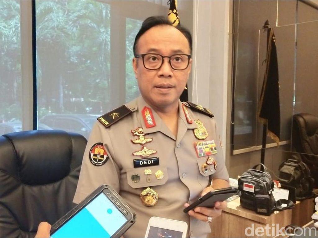 Polri Sebut Teroris JAD Lampung Hendak Manfaatkan Momentum People Power