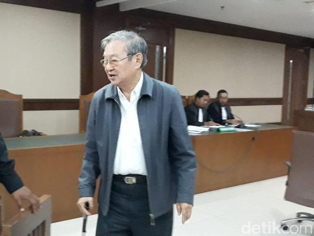 Pengusaha Tamin Didakwa Suap Hakim PN Medan Rp 2,9 M