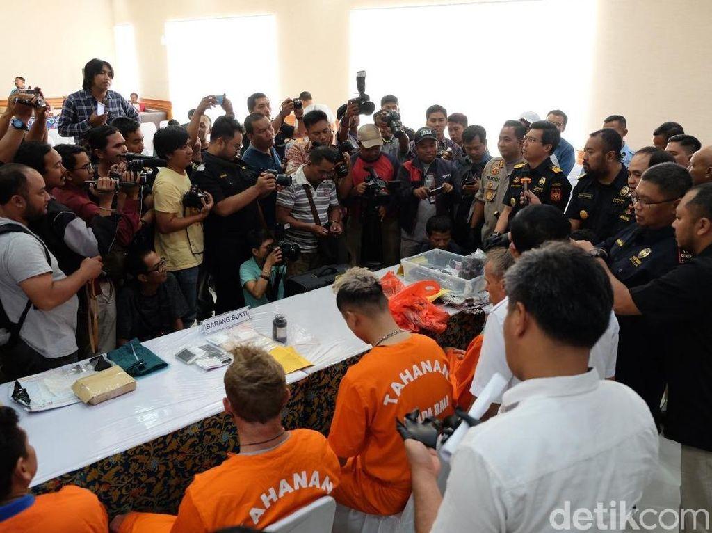 WN Peru Pengimpor Kokain dalam Koper di Bali Dituntut 15 Tahun Bui