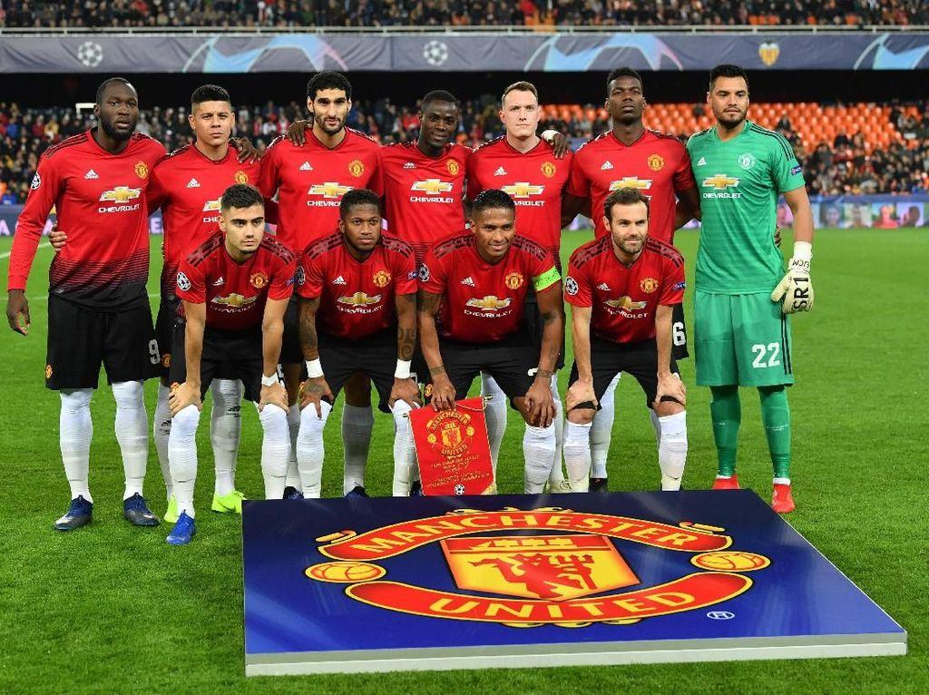 Rotasi Timnya di Mestalla, Mourinho Sudah Kepikiran Liverpool?