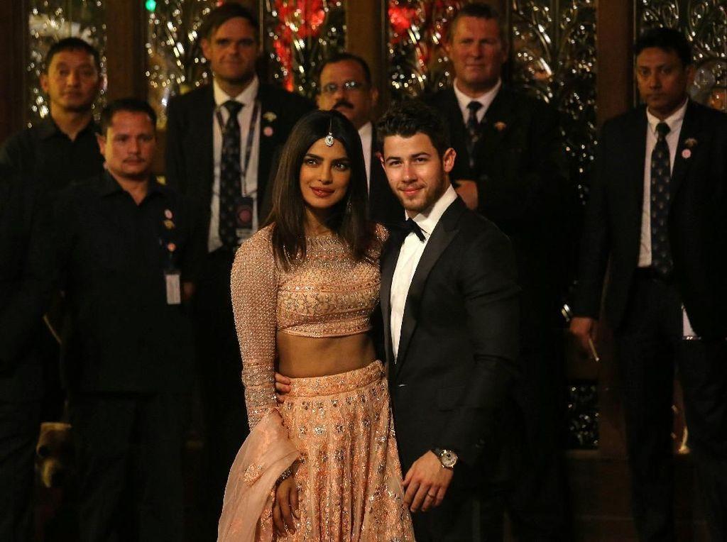 Belum Kelar! Nick Jonas-Priyanka Kembali Gelar Pesta Pernikahan