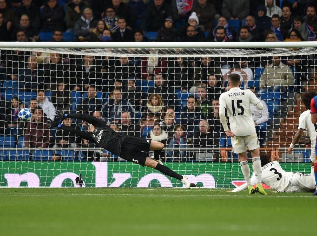 Di 16 Besar Liga Champions, Madrid Cuma Lebih Baik Dari Schalke