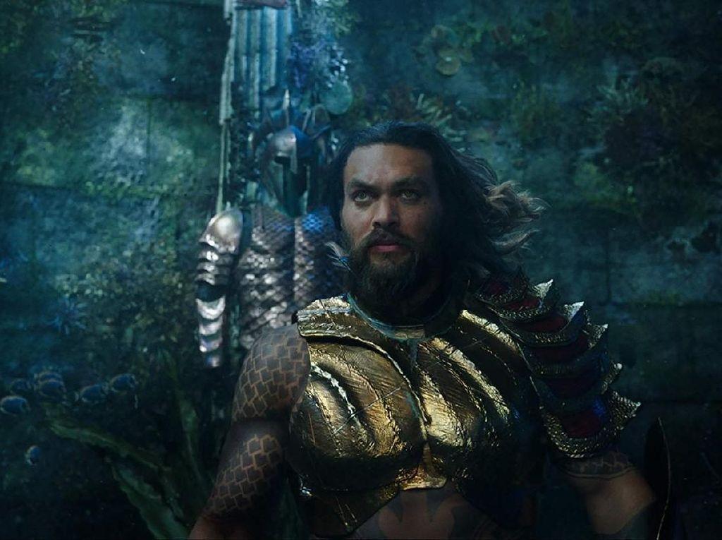Menciptakan Adegan di Bawah Air Jadi Tantangan di Aquaman