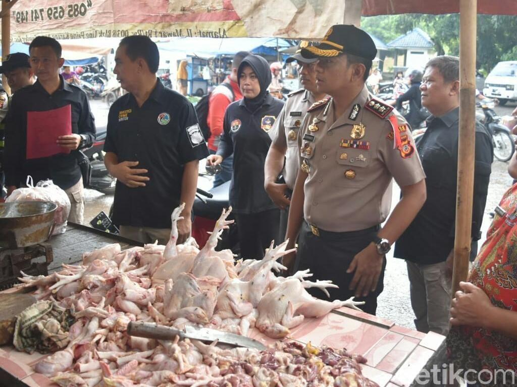 Polres Cirebon Bidik Distributor yang Mainkan Harga Sembako