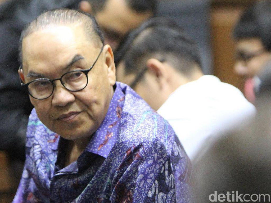 Ekspresi Pengusaha Kotjo Saat Divonis Korupsi dan Tak Banding