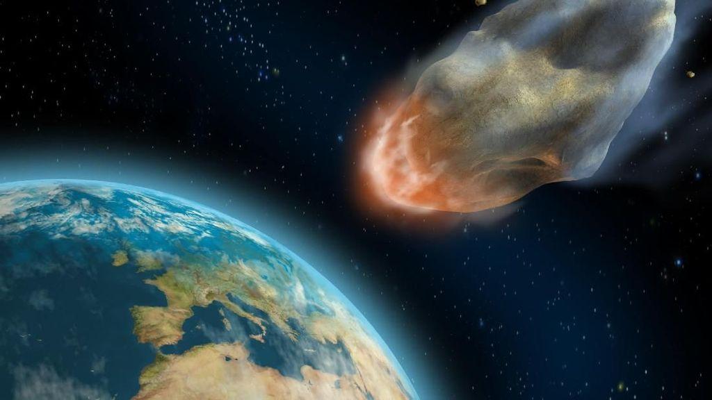 Rusia Diprediksi Kejatuhan Meteor Tahun Depan