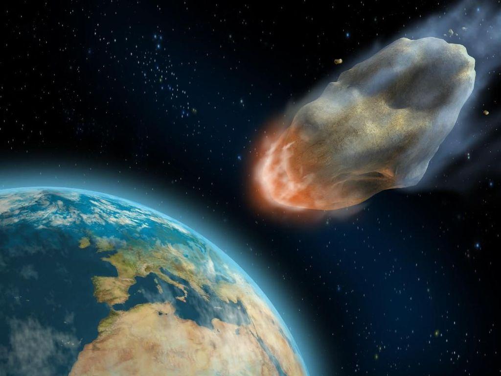 Ilmuwan Klaim Virus Corona Berasal dari Meteor Luar Angkasa