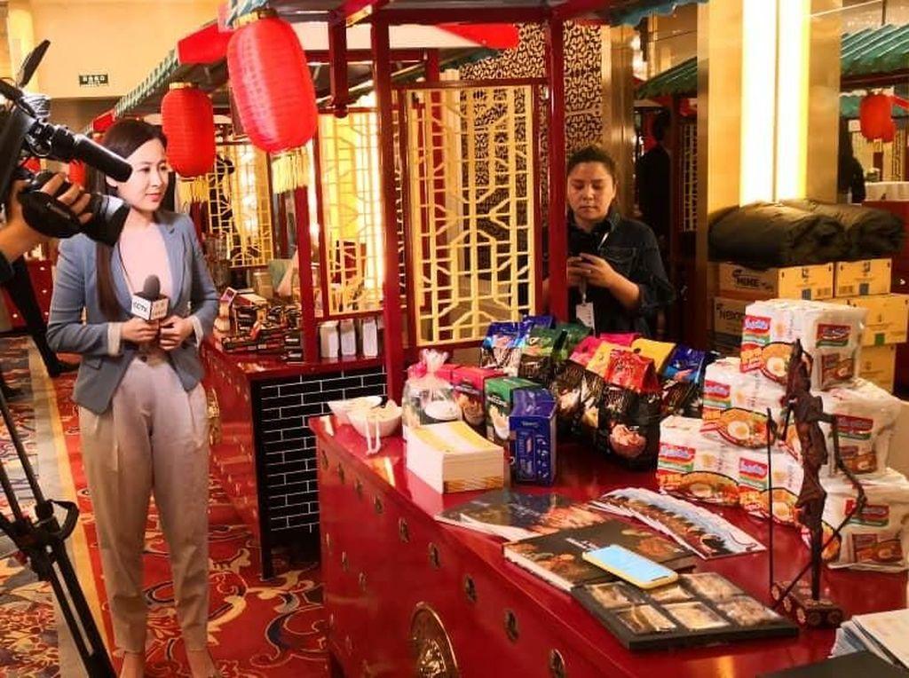 Promosi Indonesia di Stasiun Televisi Pusat China CCTV