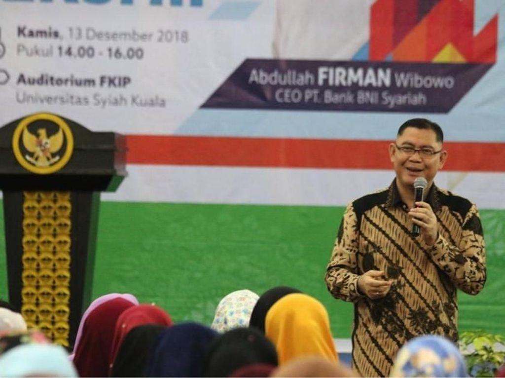 BNI Syariah Sapa Milenial Serambi Mekah Lewat Hasanah Public Lecture