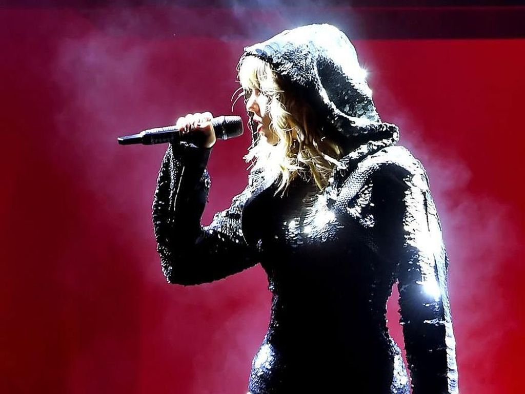 Tur Reputation Taylor Swift Bakal Difilmkan