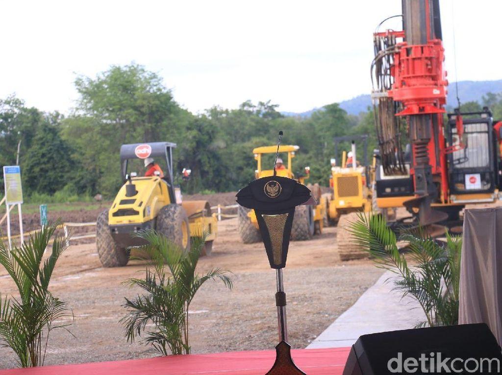 Proyek Tol Banda Aceh-Sigli 74 Km Resmi Dimulai