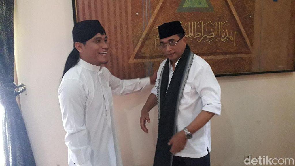Mengaku Diutus Jokowi, Menhub Sowan Kiai Nyentrik Gus Miftah