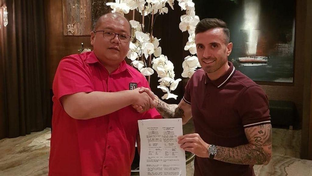 Paulo Sergio Gabung Bali United