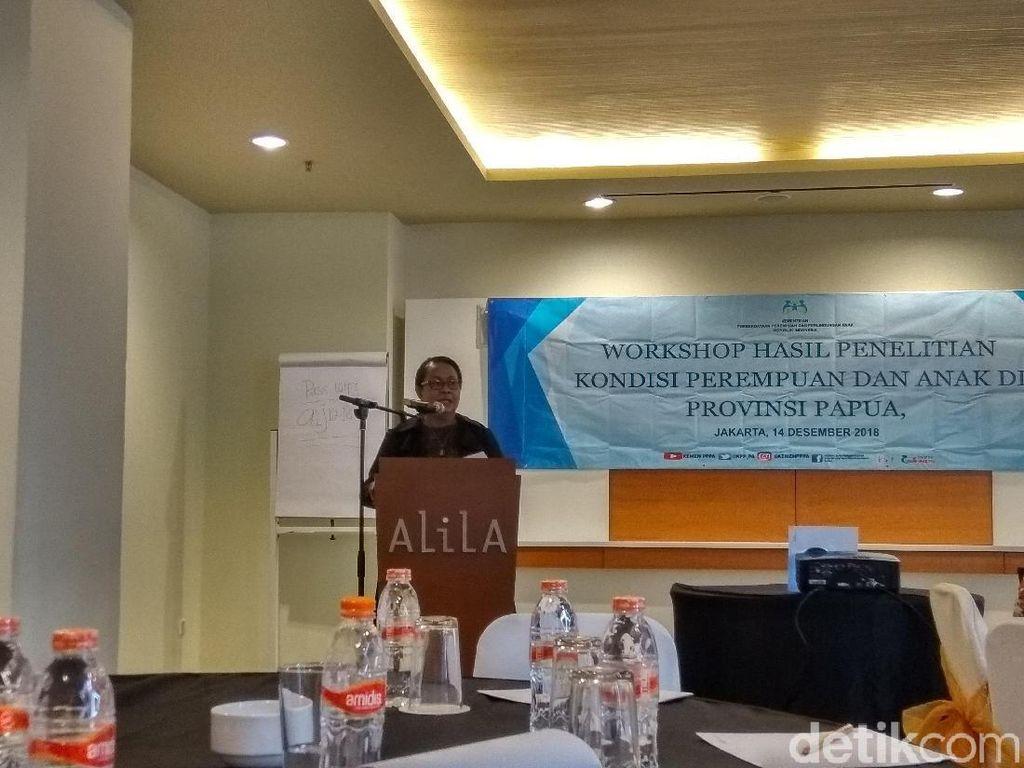 Kementerian PPPA Terima 7 Rekomendasi untuk Tingkatkan SDM Papua