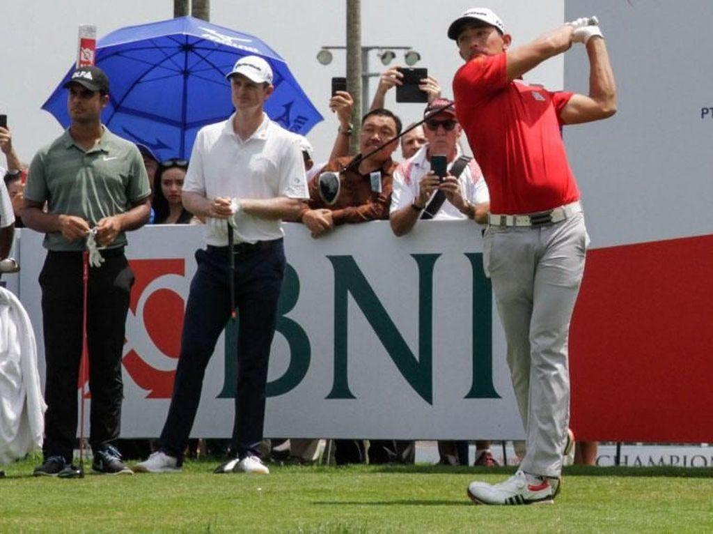 Hari Pertama Indonesian Masters 2018